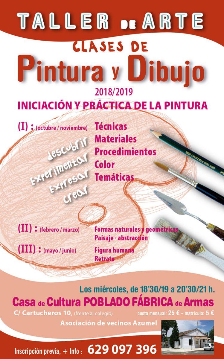 http://www.toledo.es/wp-content/uploads/2019/03/taller_arte1819_a3marz19-749x1200.jpg. Taller de Arte Pintura y Dibujo