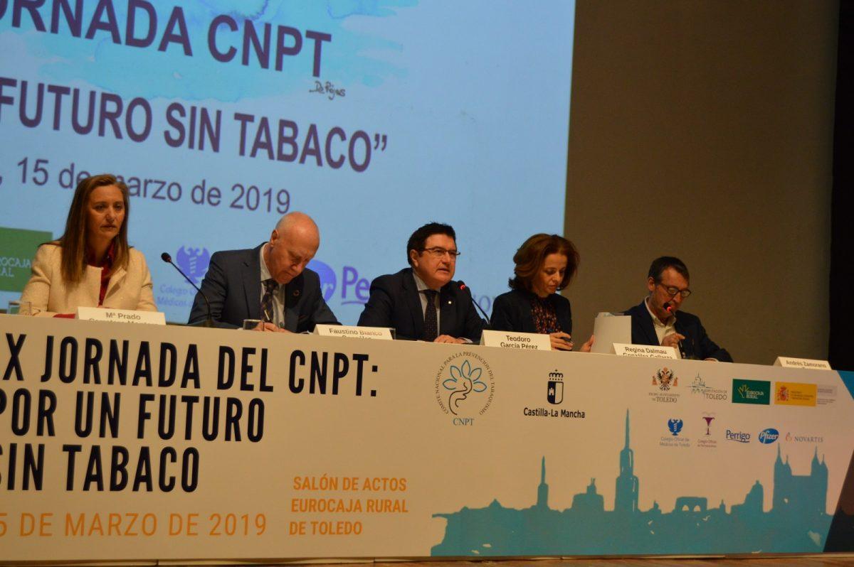 http://www.toledo.es/wp-content/uploads/2019/03/teo-garcia_tabaquismo_2-1200x798.jpg. El Ayuntamiento destaca la contribución del Comité para la Prevención del Tabaquismo para alcanzar una sociedad más sana
