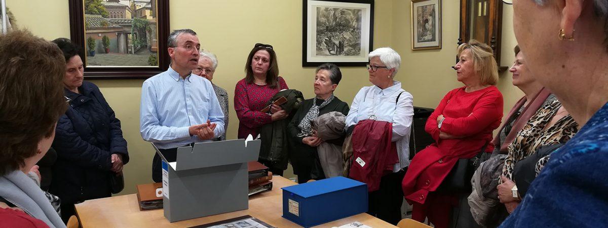 El Club de Lectura visita el Archivo
