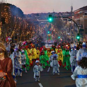 """l Gobierno local satisfecho por la """"respuesta masiva"""" de público en las actividades de Carnaval y un 96% de ocupación hotelera"""