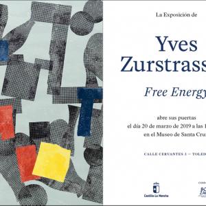 """Exposición temporal """"Yves Zurstrassen. Free Energy"""""""