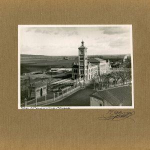 xposición virtual sobre el centenario de la Estación del Ferrocarril