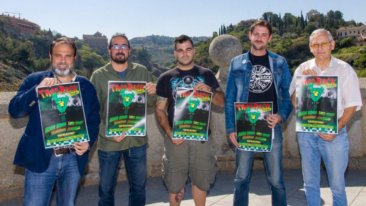 http://www.toledo.es/wp-content/uploads/2019/04/02-festival_tajorock-1200x675.jpeg. El Ayuntamiento promueve el II Festival 'TajoRock', que acogerá Safont el 10 de mayo, para implicar a los jóvenes con el río