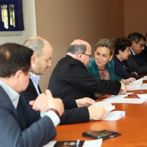 ilagros Tolón destaca que la colaboración entre instituciones y entidades hace posible el VI Festival de Música El Greco en Toledo