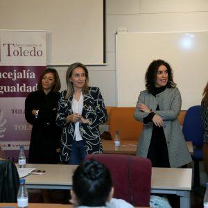 a alcaldesa anima a las alumnas del taller de autoempleo 'Gira Mujeres' a empoderarse y poner en marcha sus ideas de negocio