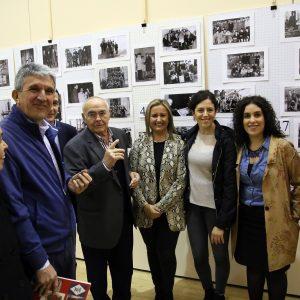 l Centro Cultural San Marcos inaugura la exposición de fotografía 'La Fábrica de Armas y su entorno. Una historia desconocida'