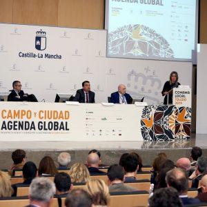 """ilagros Tolón: """"Sin el liderazgo de los gobiernos locales el cumplimiento de la Agenda 2030 será difícil de alcanzar"""""""