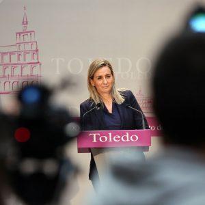 """ilagros Tolón: """"El nuevo trasvase aprobado este lunes supone un nuevo atentado medioambiental para el río Tajo y para Toledo"""""""