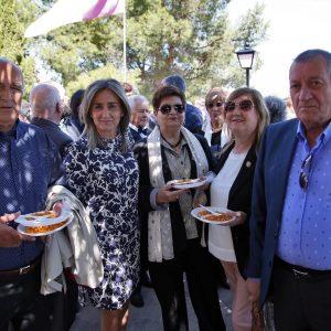 a alcaldesa arropa a la Hermandad de la Virgen de la Cabeza y reafirma su compromiso con las tradiciones y costumbres toledanas