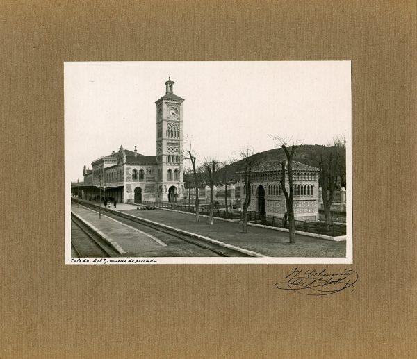 10_Vista de la estación desde las vías