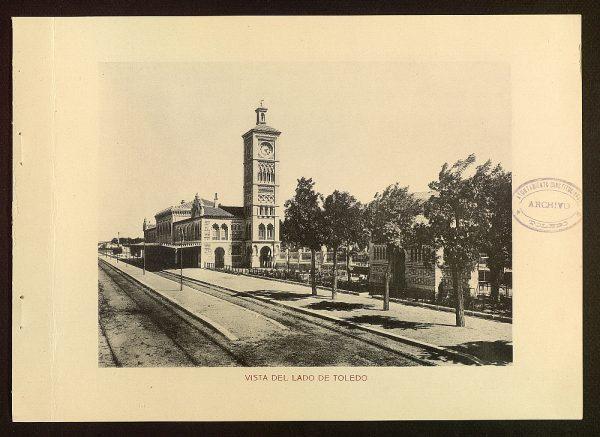 11_Vista de la estación desde las vías
