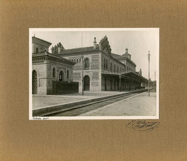 12_Vista de la estación desde las vías