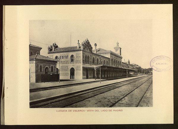 13_Vista de la estación desde las vías