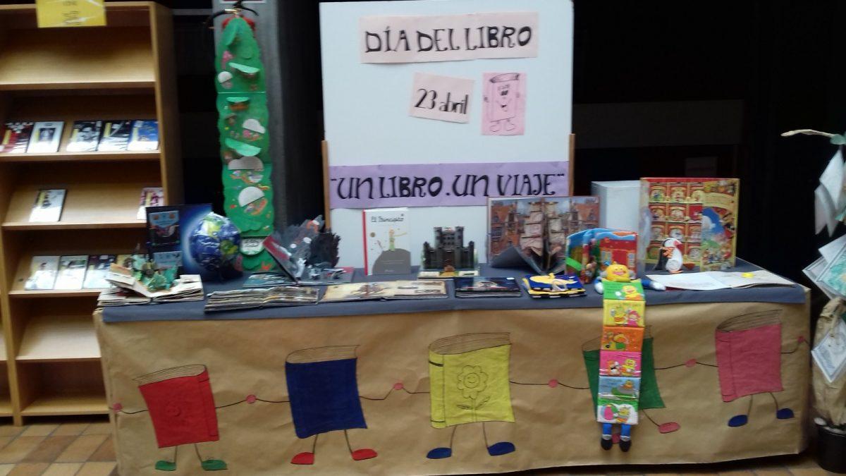 http://www.toledo.es/wp-content/uploads/2019/04/20190424_151222-e1556303113502-1200x675.jpg. Exposición Día del Libro 2019