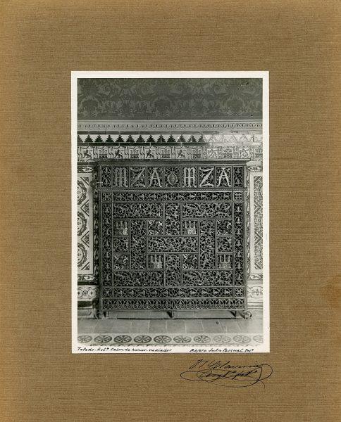 26_Detalle del salón de honor
