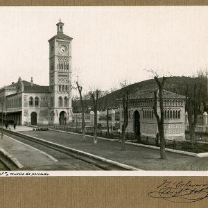 elebramos el centenario de nuestra Estación de Tren con una exposición