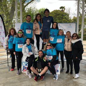 l Ayuntamiento participa y colabora en el desarrollo de la IV Marcha y Carrera Solidaria Autismo Toledo 2019 de APAT
