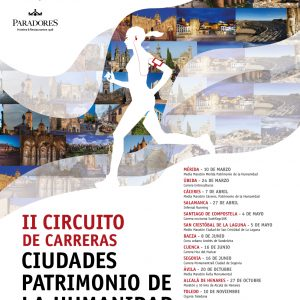 II Circuito de Carreras Ciudades Patrimonio de la Humanidad