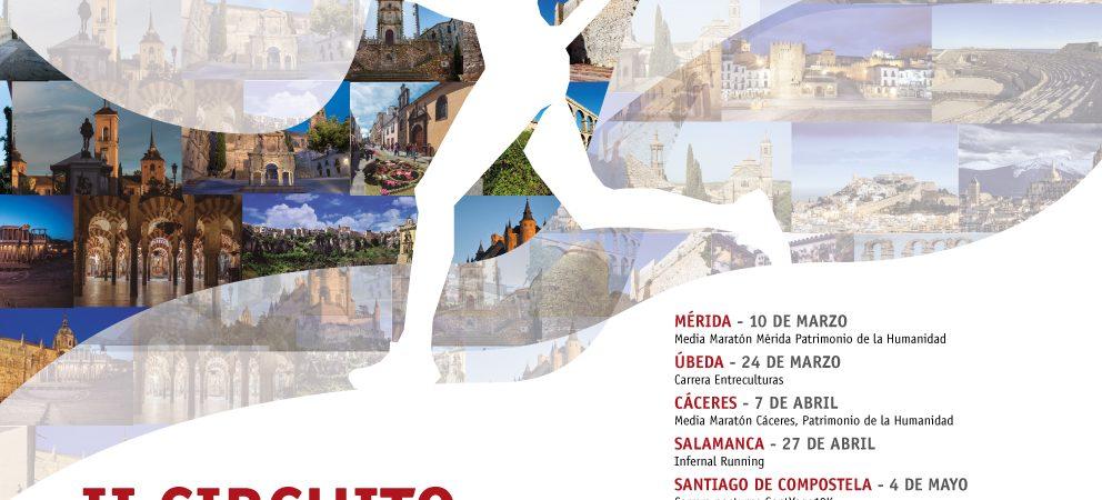 II Circuito de Carreras Ciudades Patrimonio de…