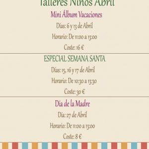 Taller de Manualidades: Día de la Madre