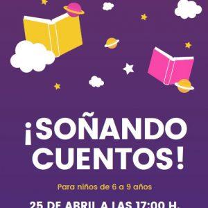 Soñando cuentos: taller infantil de lectoescritura