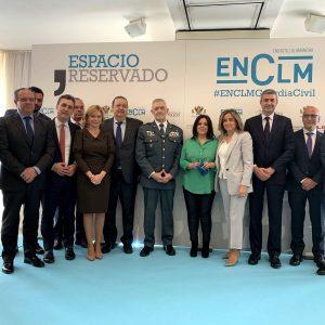 ilagros Tolón reitera el apoyo de la ciudad de Toledo a la Guardia Civil en el 175 aniversario de su fundación