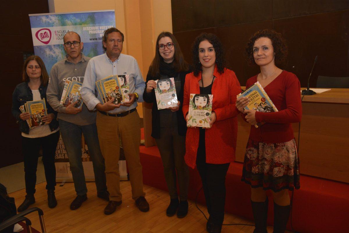 http://www.toledo.es/wp-content/uploads/2019/04/dia-del-libro_igualdad-1200x800.jpg. El Ayuntamiento dota a las bibliotecas municipales y a los colegios de libros para educar en igualdad y poner fin a los estereotipos