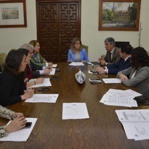probado el convenio de colaboración con la Junta Pro-Corpus para adorno del recorrido procesional