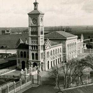 43 - Toledanos al tren. La estación cumple 100 años (1919-2019)