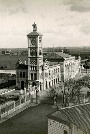 43 – Toledanos al tren. La estación cumple 100 años (1919-2019)
