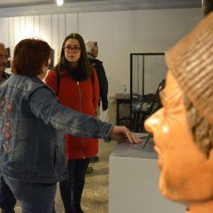 l Consistorio toledano apoya la exposición VI Free Art compuesta por obras de antiguos alumnos de la Escuela de Arte de Toledo