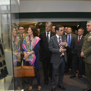 l Ayuntamiento respalda la exposición 'Los héroes de Baler: la historia de los últimos de Filipinas' del Museo del Ejército