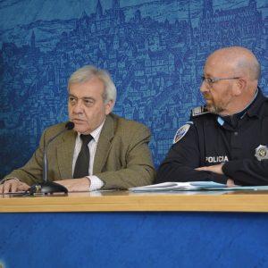 l Ayuntamiento da a conocer el dispositivo de tráfico y seguridad con motivo de la Semana Santa