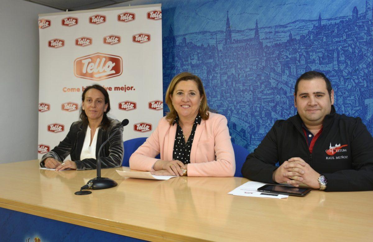 http://www.toledo.es/wp-content/uploads/2019/04/foto-presentacion_v_campeonato_jamon-1200x778.jpg. Toledo acoge este sábado el V Campeonato Internacional Solidario de Cortadores de Jamón del Grupo Tello con apoyo municipal