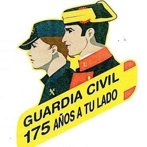 """Exposición """"175 ANIVERSARIO DE LA FUNDACIÓN DE LA GUARDIA CIVIL"""""""