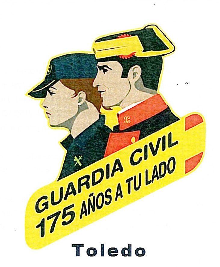 """http://www.toledo.es/wp-content/uploads/2019/04/guardia-civil.jpg. Exposición """"175 ANIVERSARIO DE LA FUNDACIÓN DE LA GUARDIA CIVIL"""""""