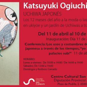 Inauguración Exposición Katsuyuki Ogiuchi
