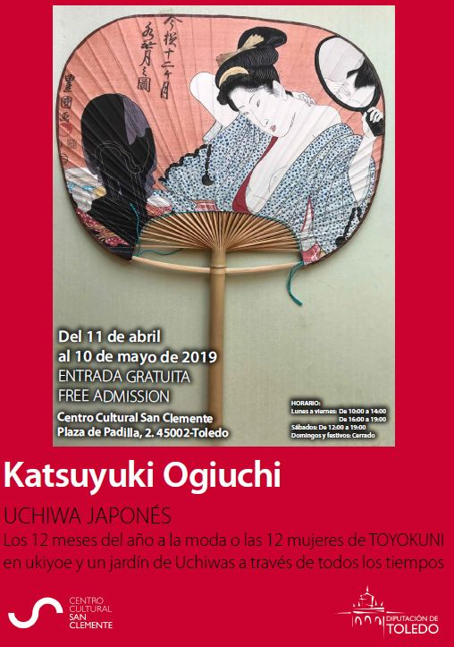 http://www.toledo.es/wp-content/uploads/2019/04/japones-san-clemente-1.jpg. Exposición Katsuyuki Ogiuchi
