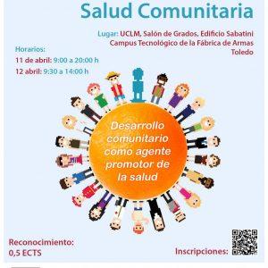 JORNADAS DE EXPERIENCIAS DE SALUD COMUNITARIA. 11 Y 12 ABRIL.