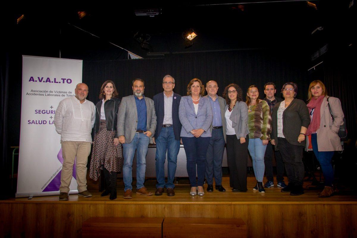 http://www.toledo.es/wp-content/uploads/2019/04/lrm_export_5013572176044_20190426_195249920-1200x800.jpeg. El Ayuntamiento muestra un año más su compromiso al colectivo de víctimas de accidentes de trabajo en vísperas de su efeméride