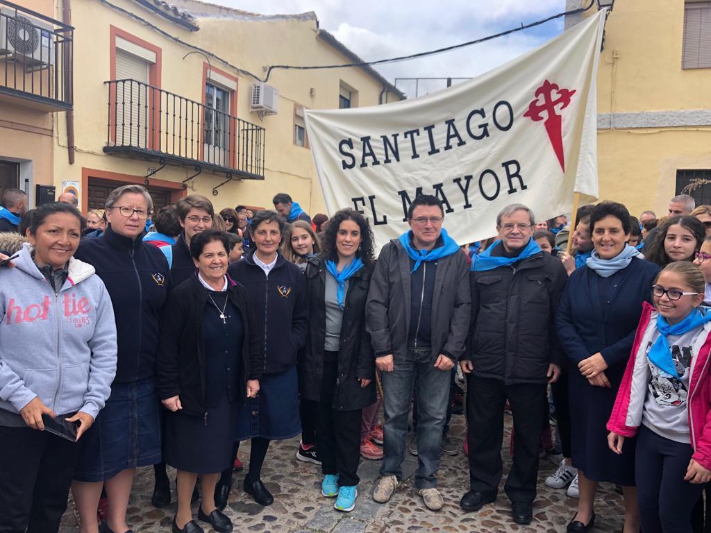 http://www.toledo.es/wp-content/uploads/2019/04/marcha-santiago-el-mayor_20190406.jpeg. El Ayuntamiento muestra su apoyo y colabora en la XIV Marcha Solidaria del Colegio Santiago el Mayor a favor de Ecuador