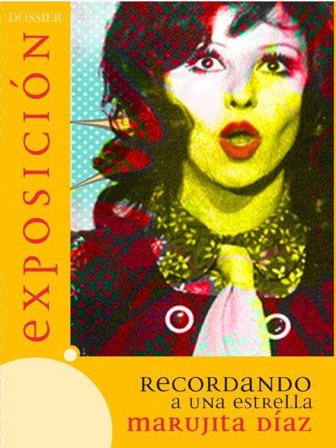 "https://www.toledo.es/wp-content/uploads/2019/04/marujita-diaz.jpg. Exposición : ""Recordando a una estrella: Marujita Diaz"""