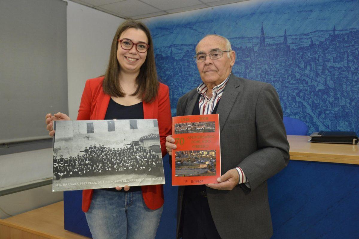 http://www.toledo.es/wp-content/uploads/2019/04/nuria-cogolludo_exposicion-fabrica-de-armas-1200x800.jpg. 'Azumel' recupera en una exposición en el Centro Cultural San Marcos 750 fotografías sobre la historia de la Fábrica de Armas