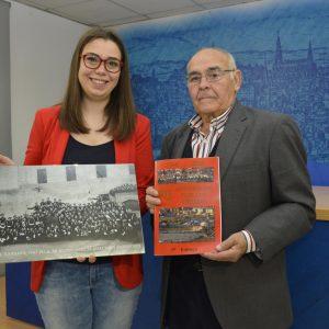 Azumel' recupera en una exposición en el Centro Cultural San Marcos 750 fotografías sobre la historia de la Fábrica de Armas