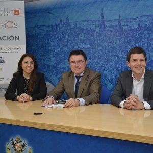 l Ayuntamiento y el Parque Comercial Abadía impulsan una nueva edición del concurso de innovación empresarial 'Wonderful'