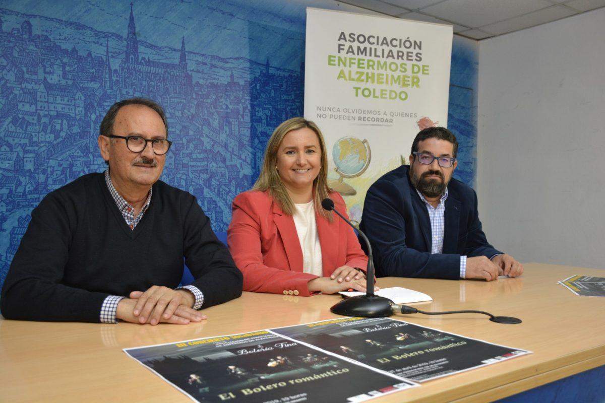 http://www.toledo.es/wp-content/uploads/2019/04/presentacion-concierto-solidario--1200x800.jpg. ADAUM celebra el 27 de abril un concierto solidario de boleros a favor de la Asociación de Alzheimer con apoyo del Ayuntamiento