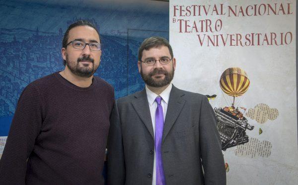 Presentación Festival Teatro Universitario 01