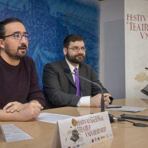 l Ayuntamiento respalda el Festival Nacional de Teatro Universitario que este año sale a la calle en las Noches Toledanas