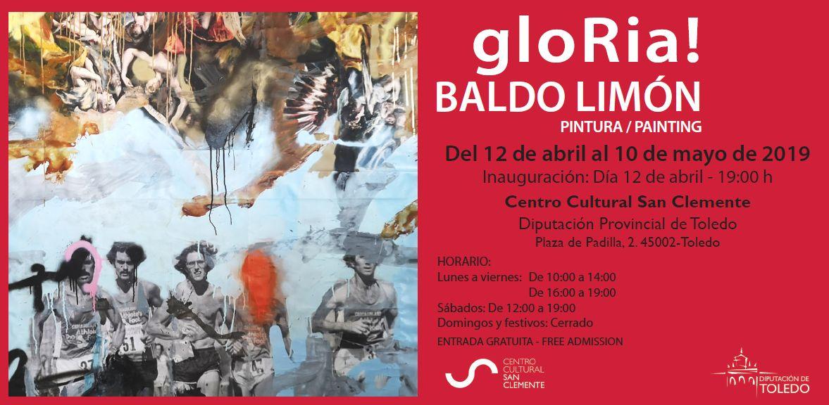 http://www.toledo.es/wp-content/uploads/2019/04/san-clemente.jpg. Inauguración Exposición gloRia! BALDO LIMÓN