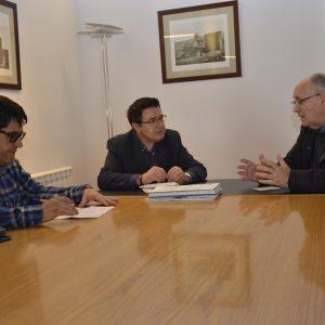 l Ayuntamiento y la Federación de Cooperativas de Viviendas se marcan como prioridad hacer vivienda asequible en Toledo
